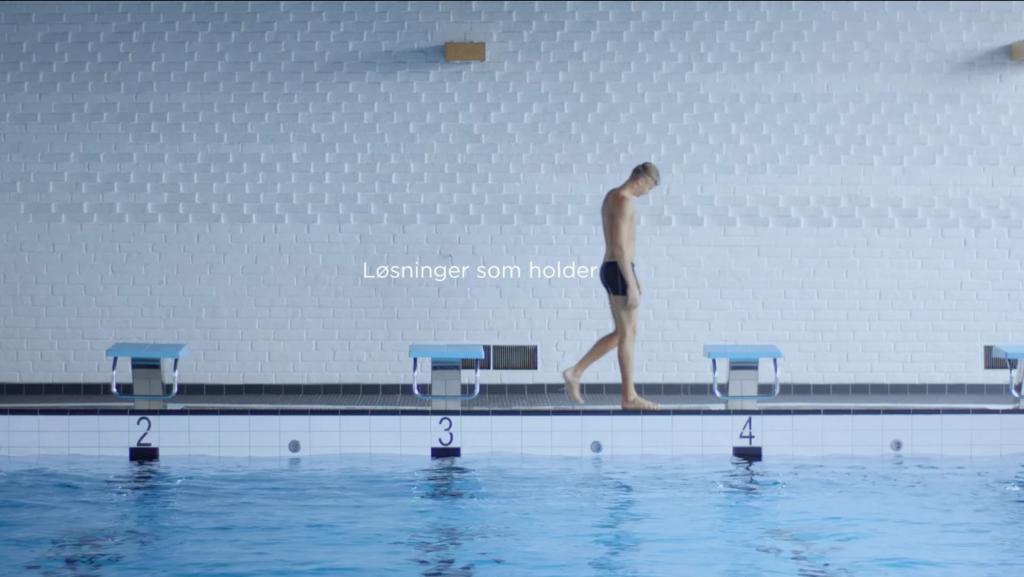 Mapei Norge Profilfilm Svømming