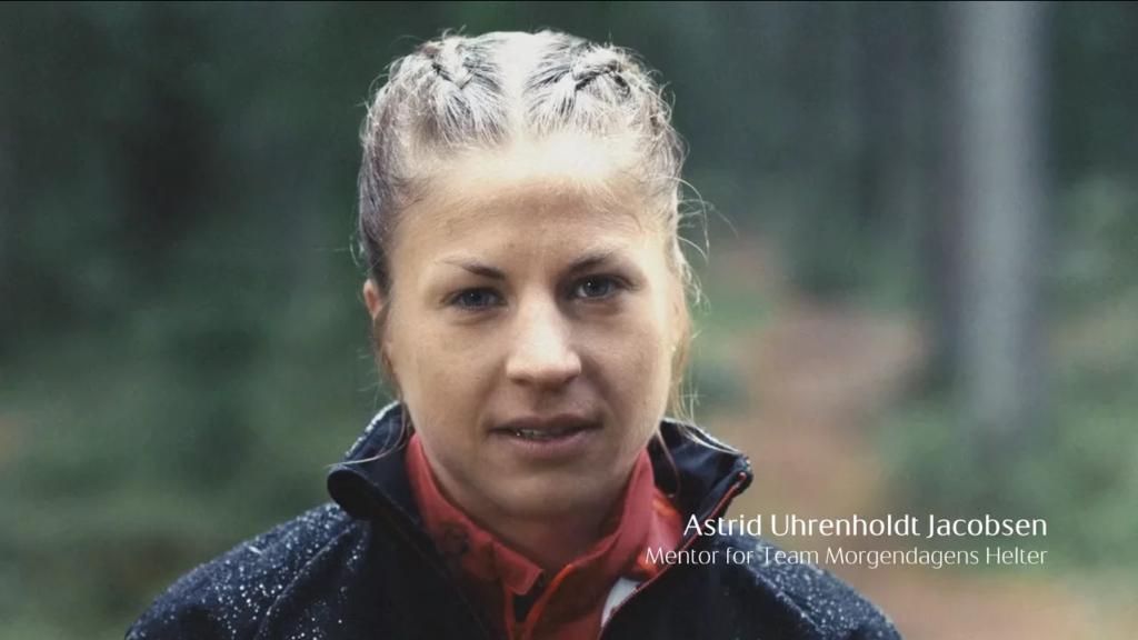 Morgendagens Helter Astrid Uhrenholdt Jacobsen – Statoil
