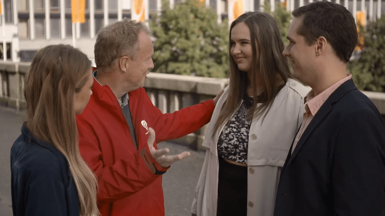 Arbeiderpartiet – Raymond Johansen
