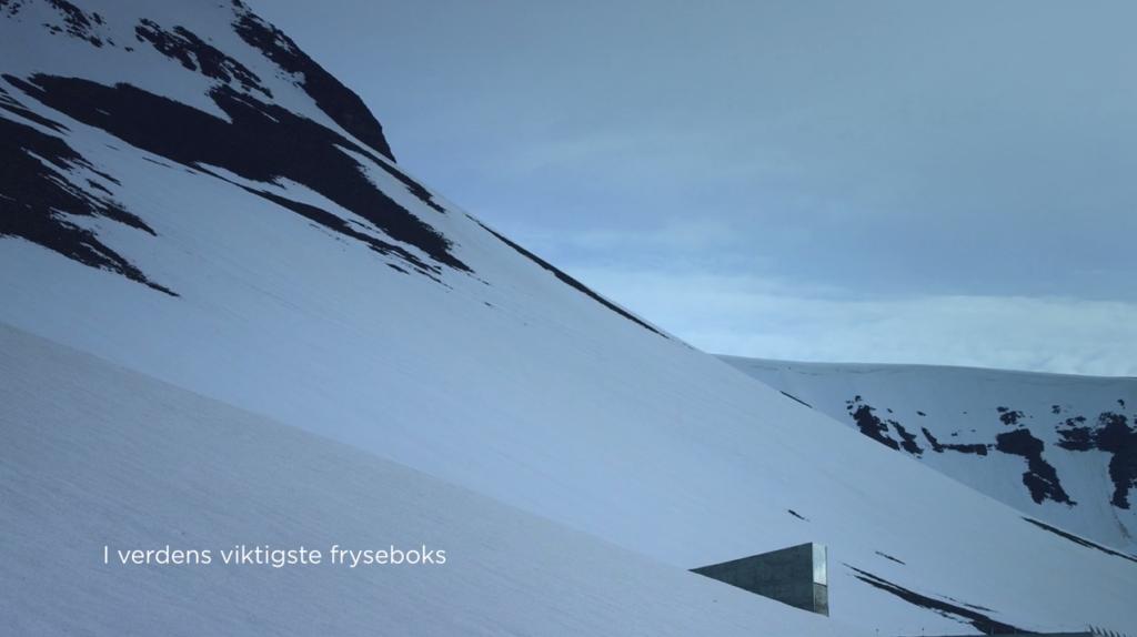 Mapei Norge Profilfilm Svalbard
