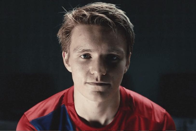 Morgendagens Helter – Martin Ødegaard