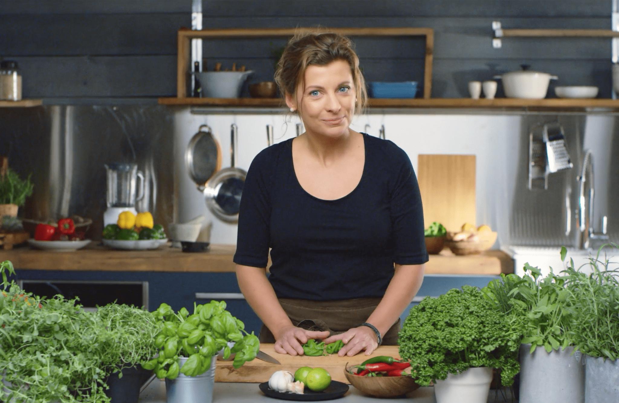Bama – Urter med Lise Finkenhagen