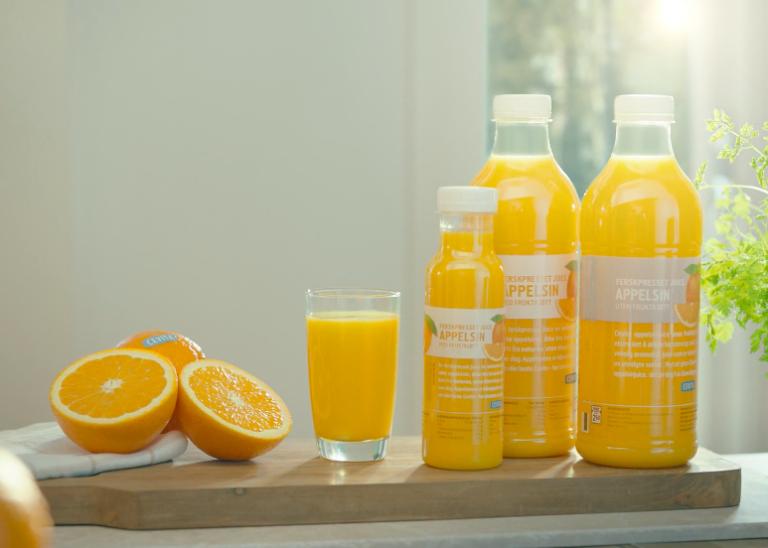 Juice & Bær – Cevita