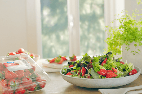 Cevita – Jordbær
