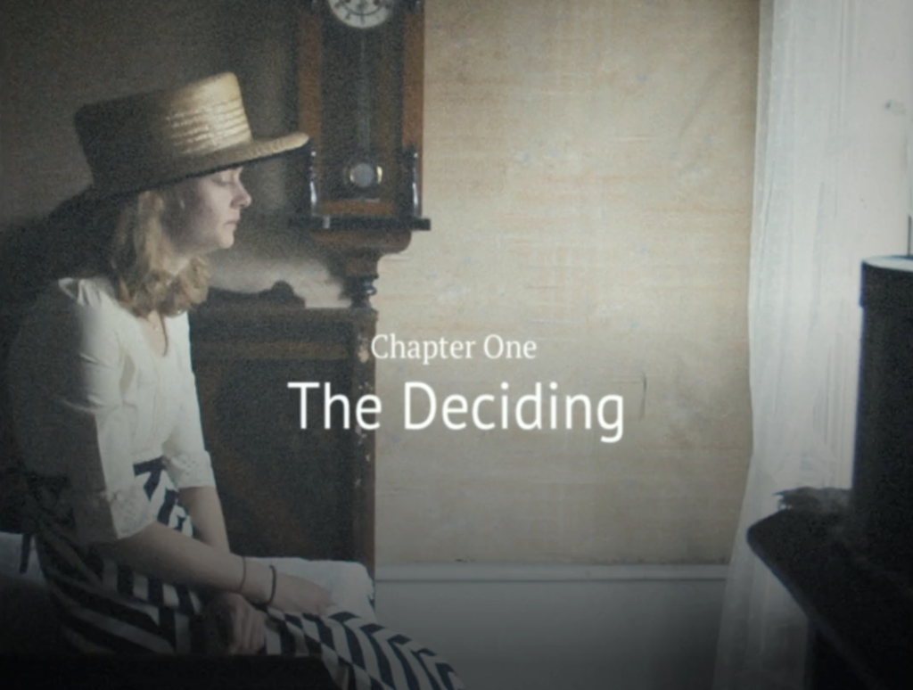 Chapter 01 – The Deciding