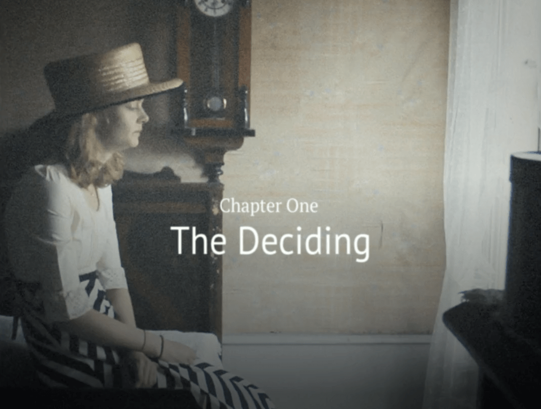 MOO – Chapter 1 (The Deciding)