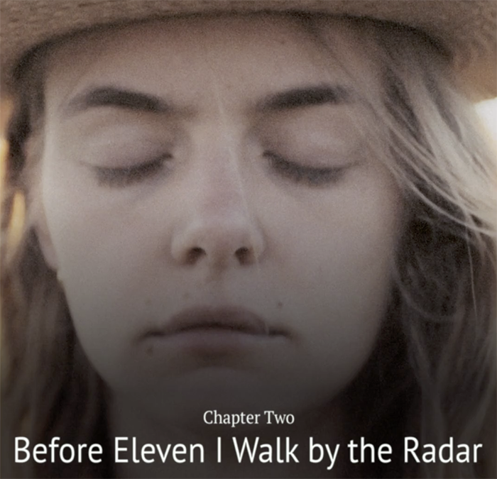 Chapter 02 – Before eleven I walk by the radar