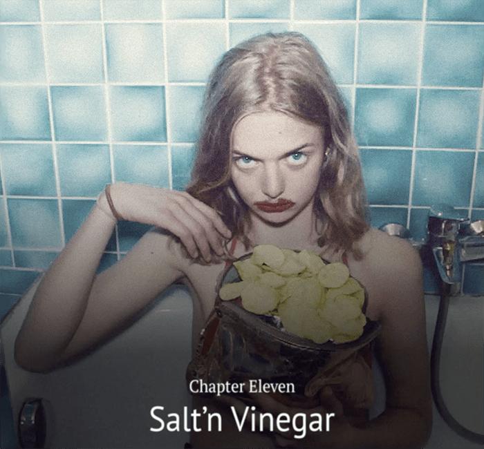 Chapter 11 – Salt 'n Vinegar