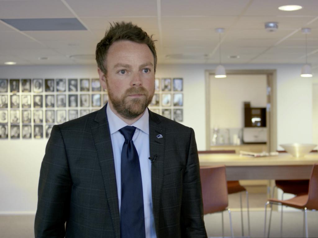 Utdanningsdirektoratet – Torbjørn Røe Isaksen