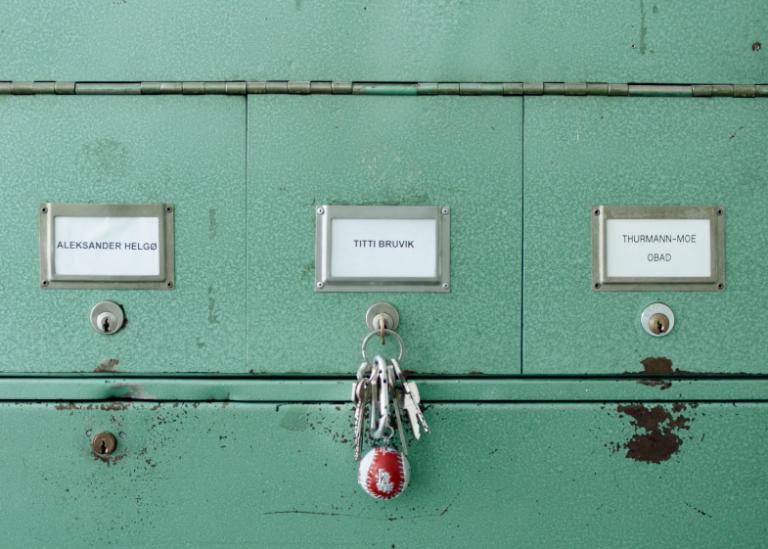 Postkasse – Bring