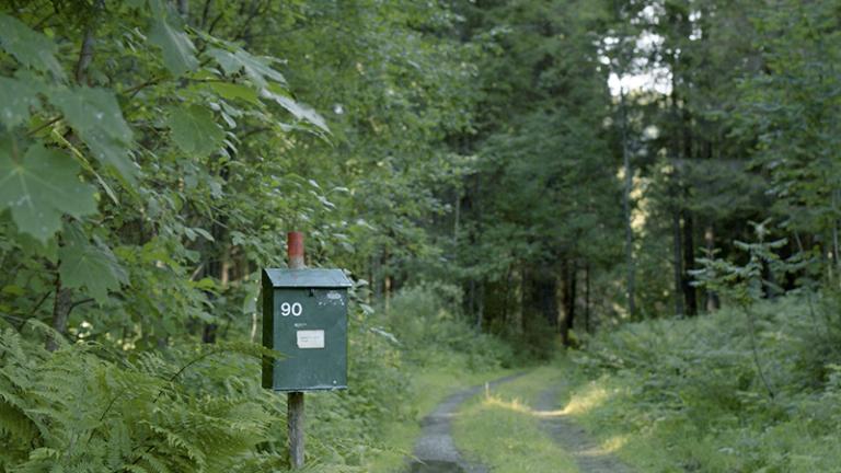 Bring – Postkasse