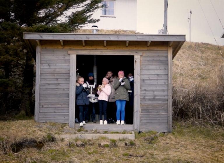 Diplom-is Helligvær Promo