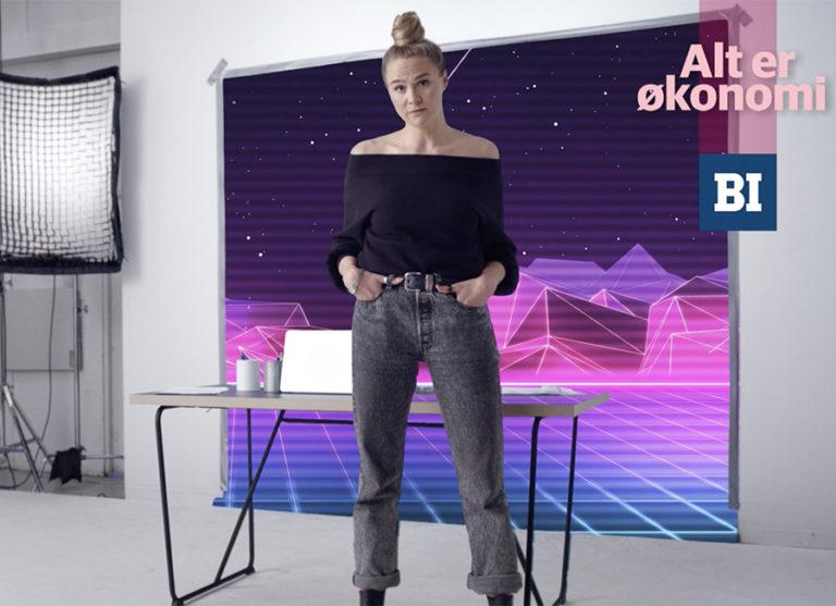 BI – Alt er økonomi – Lauga Oskarsdottir
